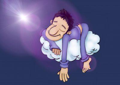 El dormilón